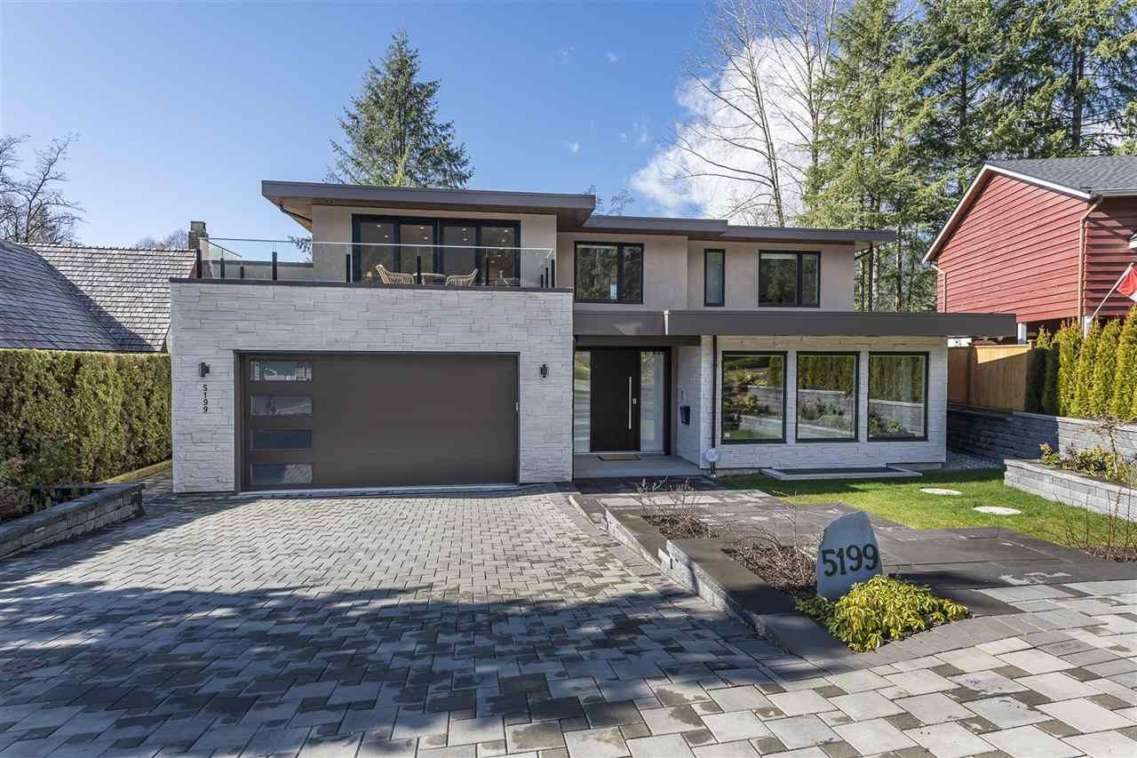 Main Photo: 5199 CLIFFRIDGE Avenue in North Vancouver: Canyon Heights NV House for sale : MLS®# R2558057