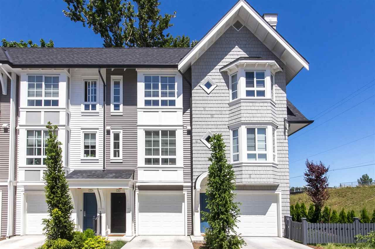 """Main Photo: 76 8476 207A Street in Langley: Willoughby Heights Townhouse for sale in """"YORK By Mosaic"""" : MLS®# R2173996"""