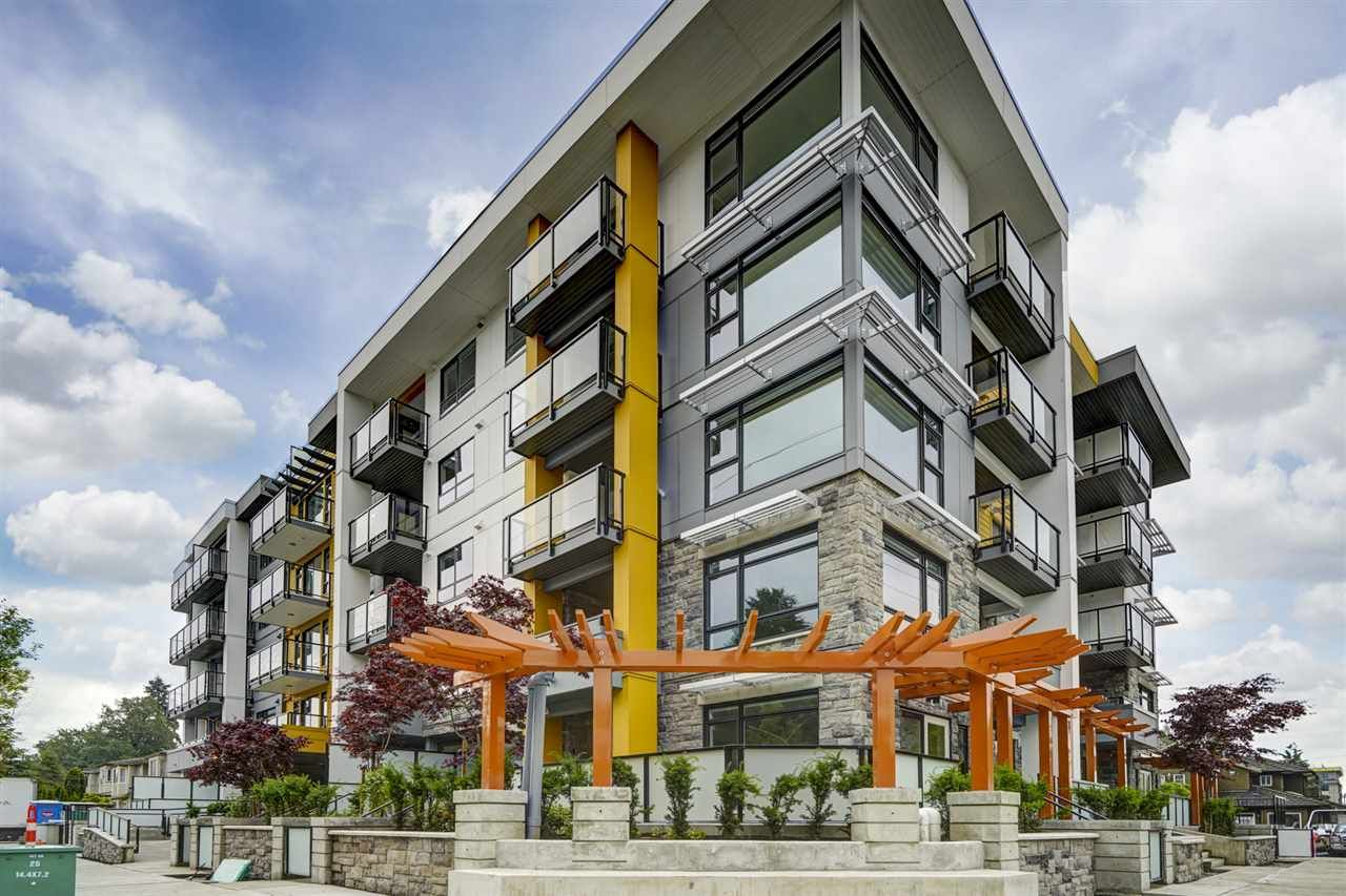Main Photo: 603 1519 CROWN STREET in North Vancouver: Lynnmour Condo for sale : MLS®# R2501732