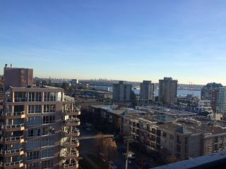 Photo 2: 1002 110 W 4TH Street in North Vancouver: Lower Lonsdale Condo for sale : MLS®# V1140913
