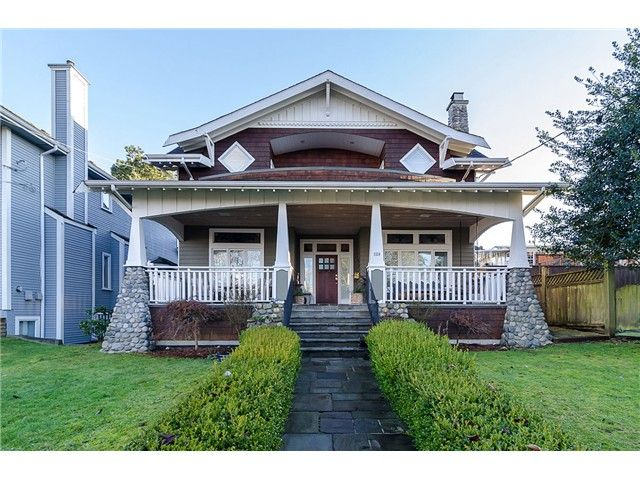 FEATURED LISTING: 124 DURHAM Street New Westminster