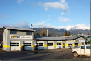 Photo 1: 3911 16 Highway in Smithers: Smithers - Town Business with Property for sale (Smithers And Area (Zone 54))  : MLS®# C8035844