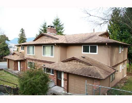 Main Photo: 1013A SADDLE Street in Coquitlam: Ranch Park Duplex for sale : MLS®# V693751