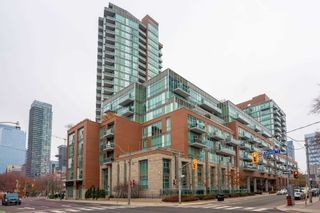 Photo 1: S711 112 George Street in Toronto: Moss Park Condo for lease (Toronto C08)  : MLS®# C5110489