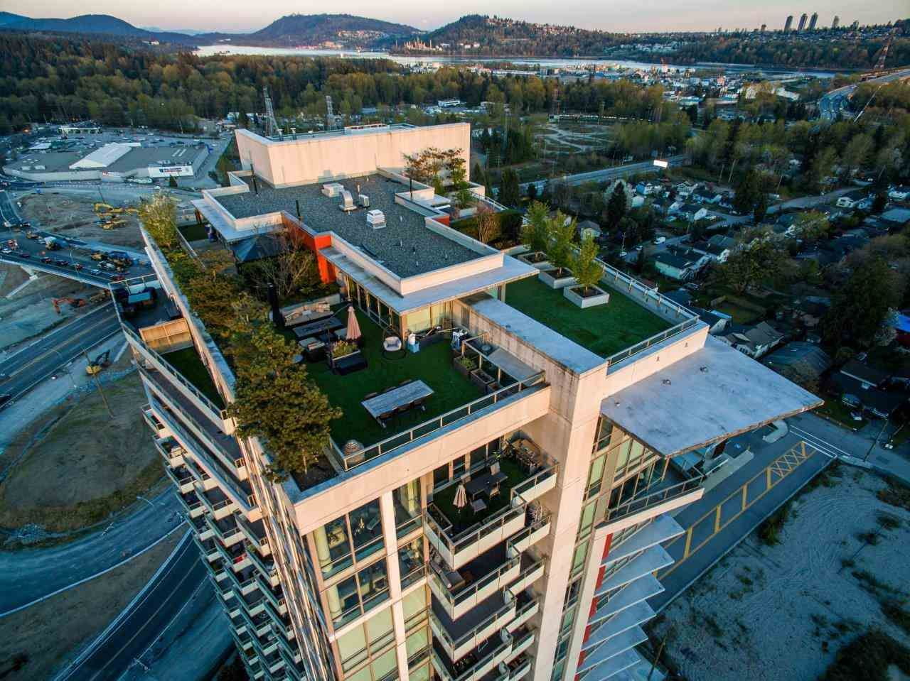 """Main Photo: PH2504 1550 FERN Street in North Vancouver: Lynnmour Condo for sale in """"Beacon at Seylynn Village"""" : MLS®# R2569044"""