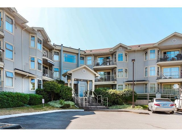 Main Photo: # 101 10756 138TH ST in Surrey: Whalley Condo for sale (North Surrey)  : MLS®# F1444754