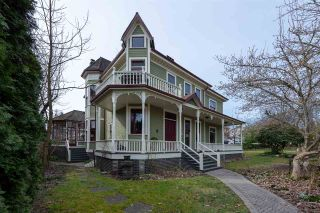 "Photo 1: 122 FIRST Street in New Westminster: Queens Park House for sale in ""QUEEN'S PARK"" : MLS®# R2563133"