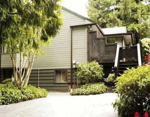 Main Photo: 12554 18TH AV in White Rock: Crescent Bch Ocean Pk. House for sale (South Surrey White Rock)  : MLS®# F2612600