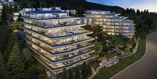 """Photo 9: 601 788 ARTHUR ERICKSON Place in West Vancouver: Park Royal Condo for sale in """"Evelyn by Onni"""" : MLS®# R2475467"""