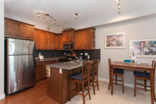 """Photo 4: 207 17712 57A Avenue in Surrey: Cloverdale BC Condo for sale in """"West On The Village Walk"""" (Cloverdale)  : MLS®# R2260397"""