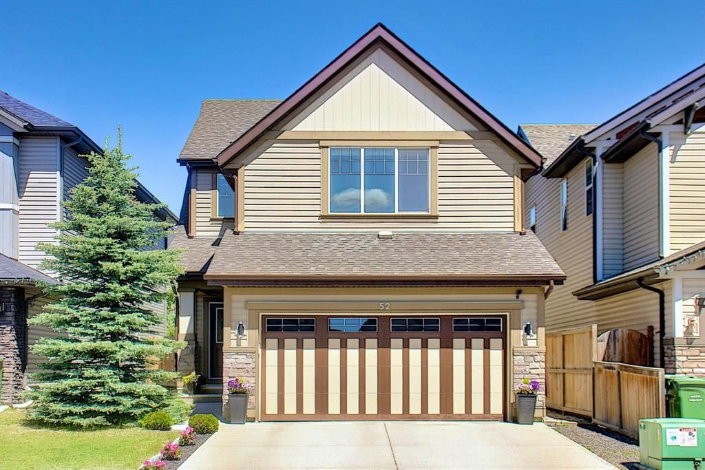 Main Photo: 52 Chaparral Valley Terrace SE in Calgary: Chaparral Detached for sale : MLS®# A1121117