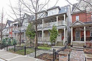 Photo 1: 78 Winners Circle in Toronto: The Beaches House (3-Storey) for lease (Toronto E02)  : MLS®# E4760172