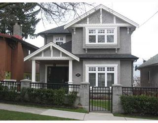 Main Photo: 1171 E 29TH Avenue in Vancouver: Knight House for sale (Vancouver East)  : MLS®# V696793