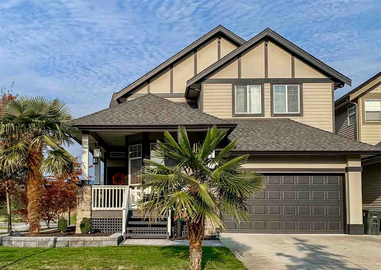 Main Photo: 19801 SILVERTHORNE PLACE in Pitt Meadows: South Meadows House for sale : MLS®# R2323071