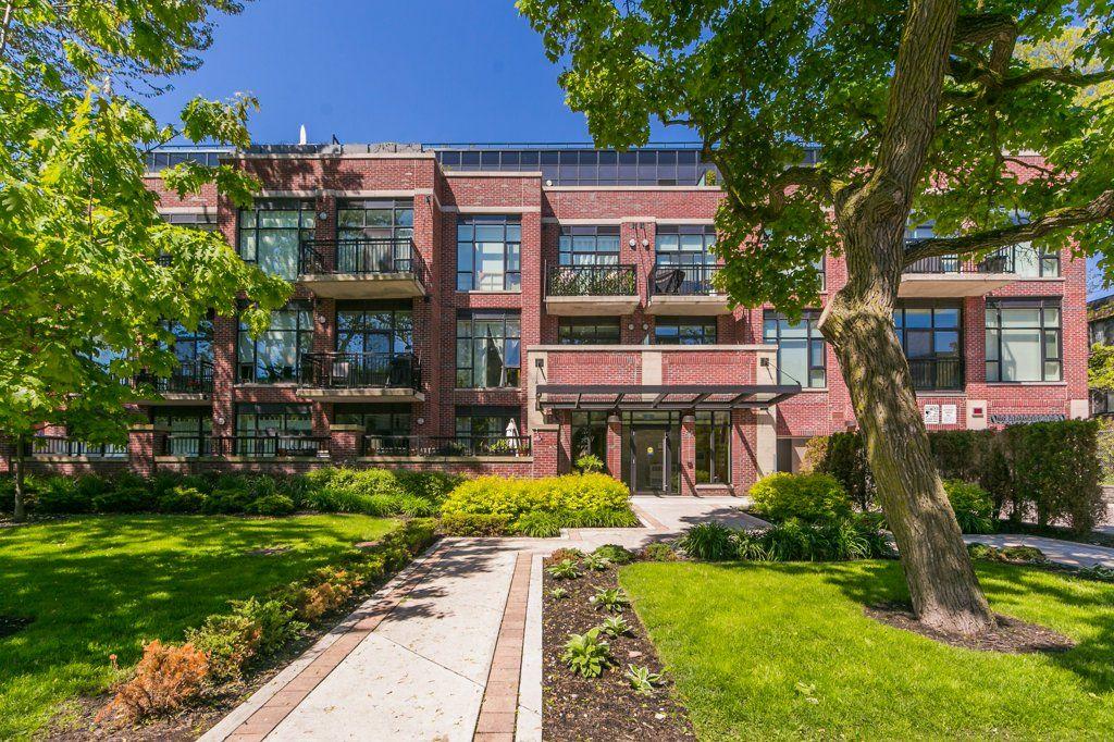 Main Photo: 401 66 Kippendavie Avenue in Toronto: Condo for lease (Toronto E02)  : MLS®# E4563991