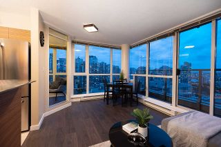 """Photo 5: 1905 1188 RICHARDS Street in Vancouver: Yaletown Condo for sale in """"PARK PLAZA"""" (Vancouver West)  : MLS®# R2508576"""