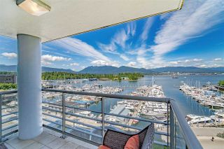 """Photo 2: 702 499 BROUGHTON Street in Vancouver: Coal Harbour Condo for sale in """"DENIA"""" (Vancouver West)  : MLS®# R2589873"""