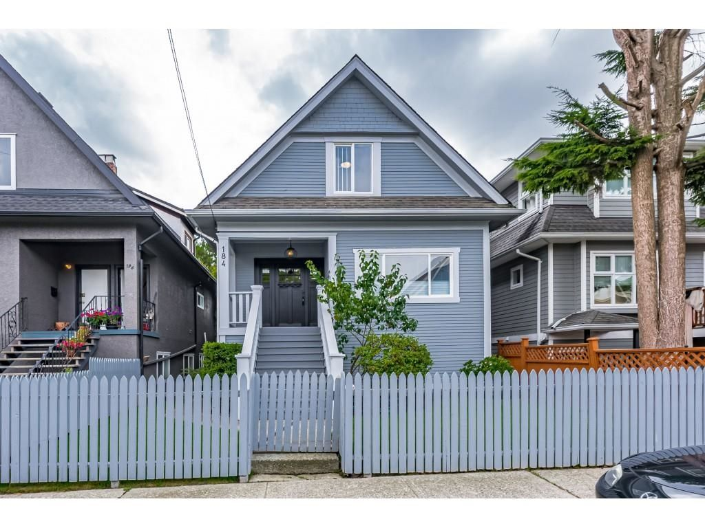 Main Photo: 184 E 22ND Avenue in Vancouver: Main House for sale (Vancouver East)  : MLS®# R2615085