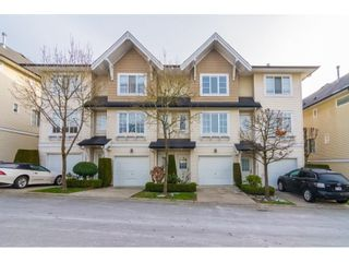 "Photo 1: 31 20560 66 Avenue in Langley: Willoughby Heights Townhouse for sale in ""Amberleigh"" : MLS®# R2334687"