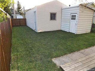 Photo 12: 376 King Edward Street in Winnipeg: St James Residential for sale (5E)  : MLS®# 1623626