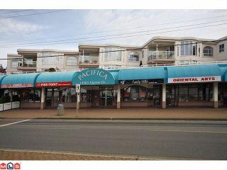 """Photo 1: 210 14965 MARINE Drive: White Rock Condo for sale in """"Pacifica"""" (South Surrey White Rock)  : MLS®# F1125552"""