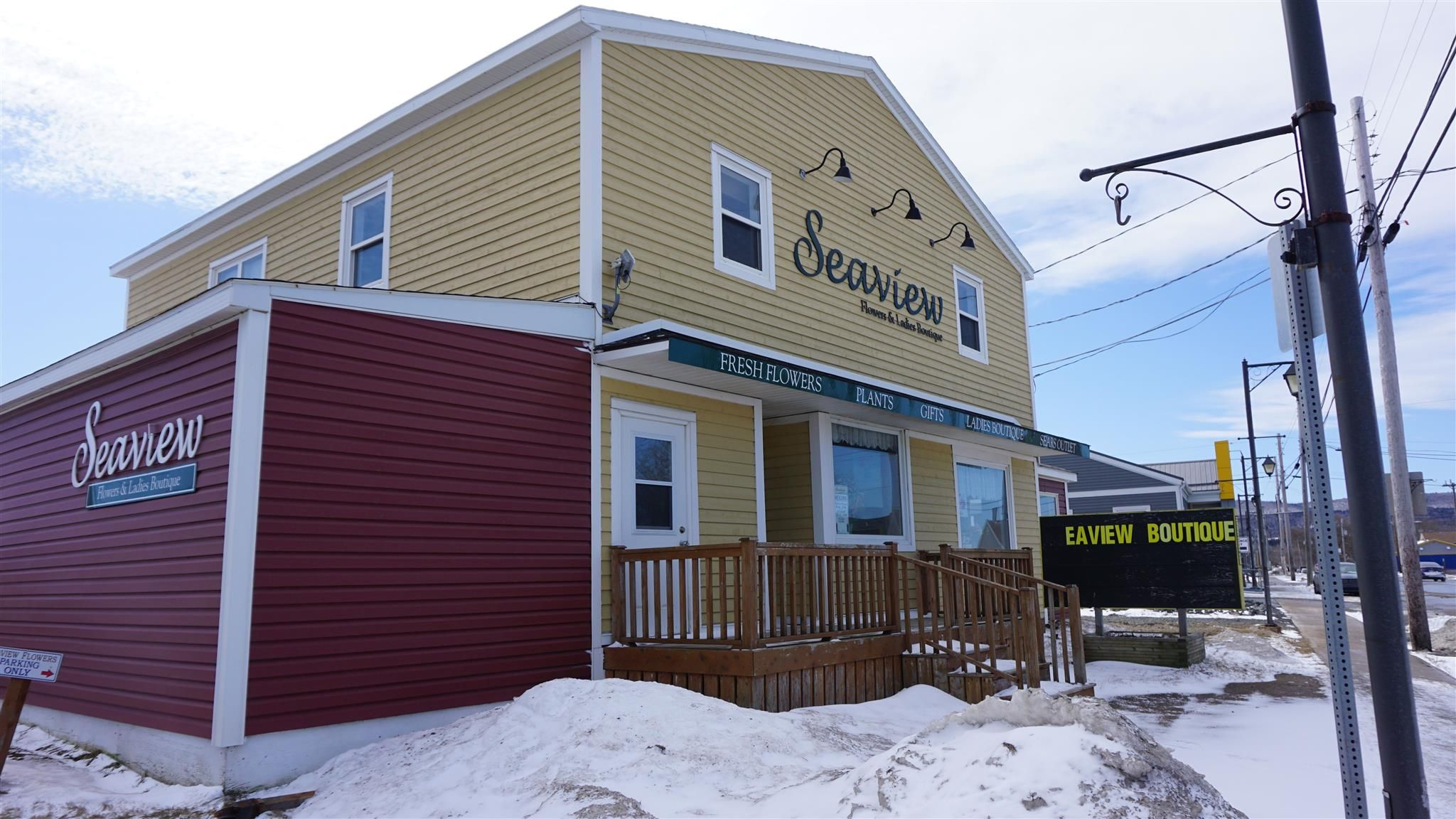 Main Photo: 15894 Central Avenue in Inverness: 306-Inverness County / Inverness & Area Commercial  (Highland Region)  : MLS®# 202106251