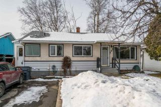 Photo 1: 393 IRWIN Street in Prince George: Central House for sale (PG City Central (Zone 72))  : MLS®# R2542922