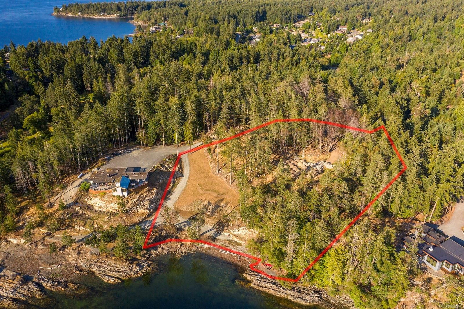Main Photo: LT B 1675 Claudet Rd in : PQ Nanoose Land for sale (Parksville/Qualicum)  : MLS®# 862947