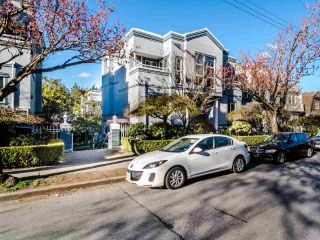 "Photo 34: 3 877 W 7TH Avenue in Vancouver: Fairview VW Townhouse for sale in ""Emerald Estates"" (Vancouver West)  : MLS®# R2565907"