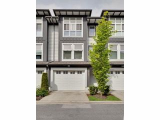 """Photo 1: 112 18777 68A Avenue in Surrey: Clayton Townhouse for sale in """"COMPASS"""" (Cloverdale)  : MLS®# F1312548"""