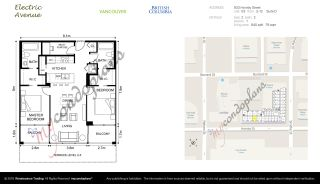 Photo 20: 503 933 HORNBY Street in Vancouver: Downtown VW Condo for sale (Vancouver West)  : MLS®# R2419484