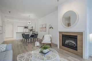 """Photo 3: 203 1468 W 14TH Avenue in Vancouver: Fairview VW Condo for sale in """"AVEDON"""" (Vancouver West)  : MLS®# R2511905"""