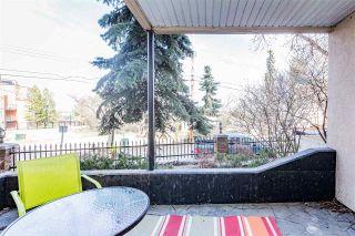 Photo 31: 104 9503 101 Avenue in Edmonton: Zone 13 Condo for sale : MLS®# E4241201