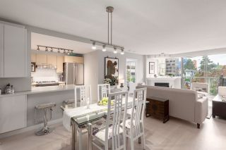 """Photo 2: 401 1575 W 10TH Avenue in Vancouver: Fairview VW Condo for sale in """"The Triton"""" (Vancouver West)  : MLS®# R2404375"""