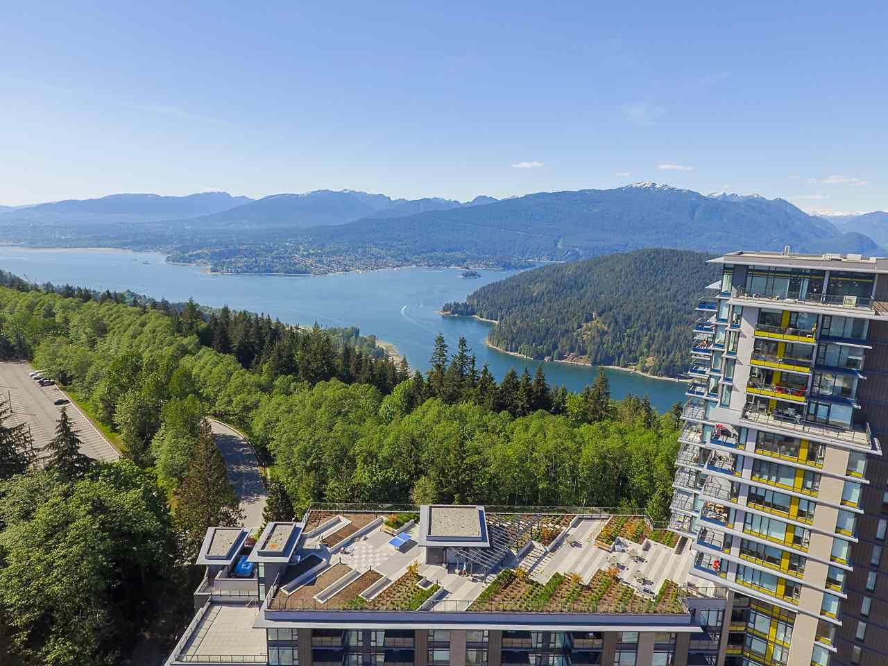 Main Photo: 1507 8850 UNIVERSITY CRESCENT in Burnaby: Simon Fraser Univer. Condo for sale (Burnaby North)  : MLS®# R2416972