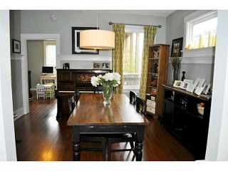 Photo 7: 231 E 4TH ST in North Vancouver: Lower Lonsdale House for sale : MLS®# V1030021