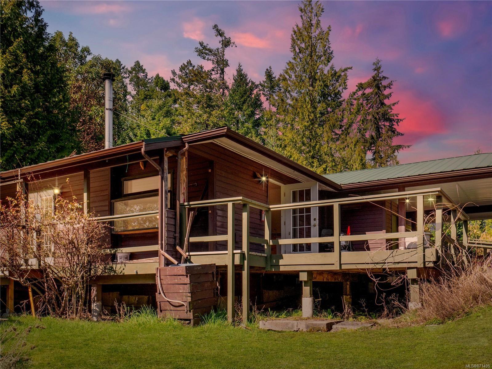Main Photo: 104 Eagle Ridge Dr in : GI Salt Spring House for sale (Gulf Islands)  : MLS®# 871495