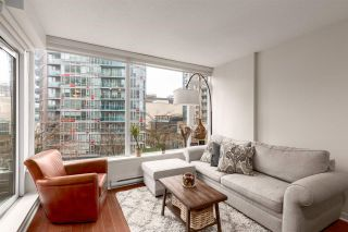 "Photo 9: 603 821 CAMBIE Street in Vancouver: Downtown VW Condo for sale in ""Raffles on Robson"" (Vancouver West)  : MLS®# R2527535"