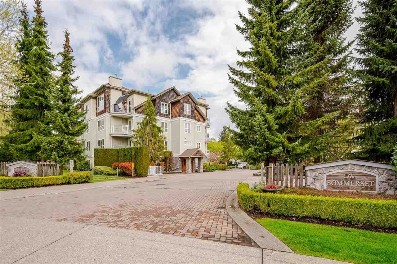 "Main Photo: 309 10188 155 Street in Surrey: Guildford Condo for sale in ""SOMMERSET"" (North Surrey)  : MLS®# R2572891"