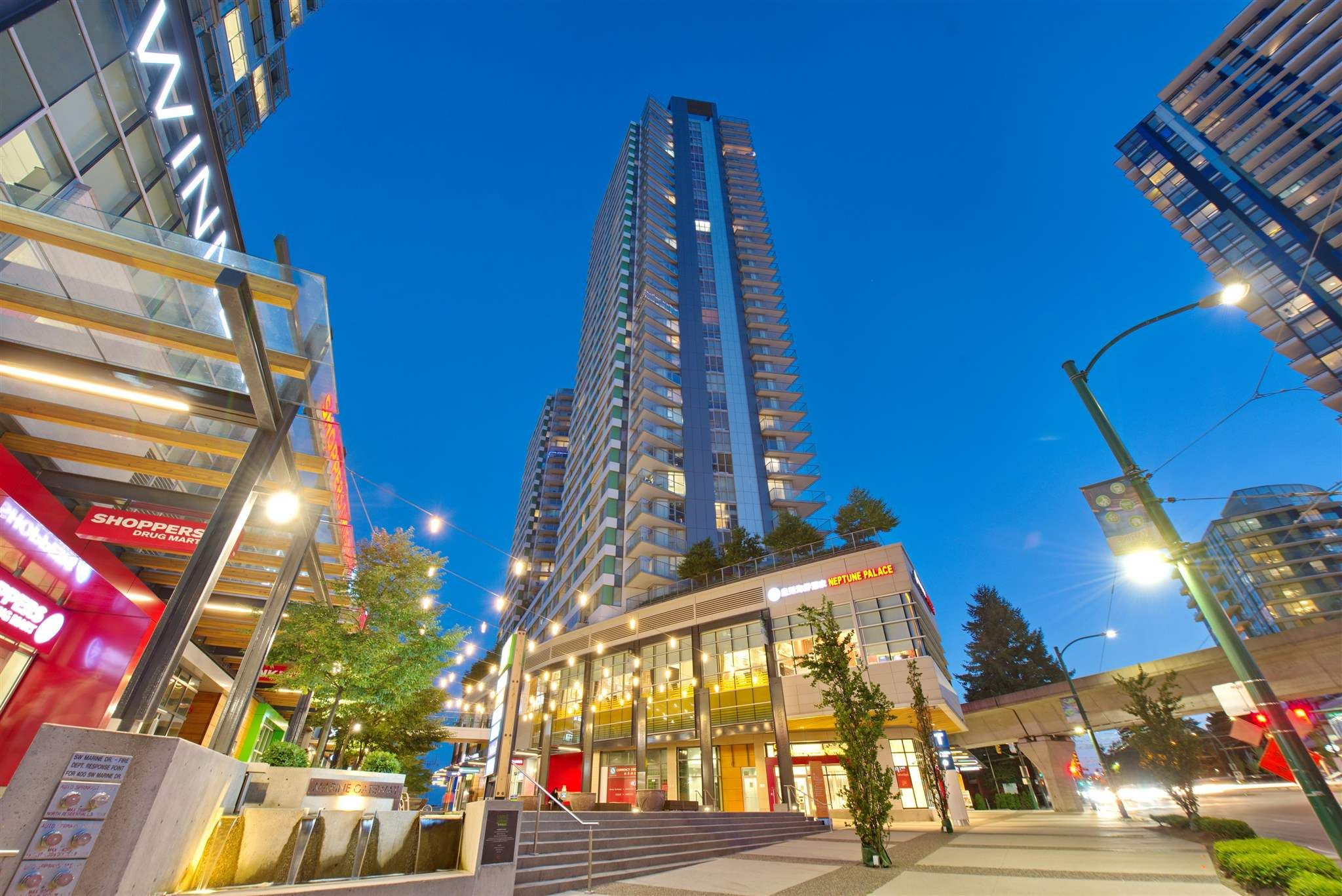 Main Photo: 1606 488 SW MARINE Drive in Vancouver: Marpole Condo for sale (Vancouver West)  : MLS®# R2605749