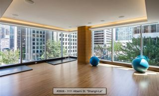 Photo 5: 2606 1111 Alberni Street in Vancouver: West End Condo for sale (Vancouver West)  : MLS®# r2478466