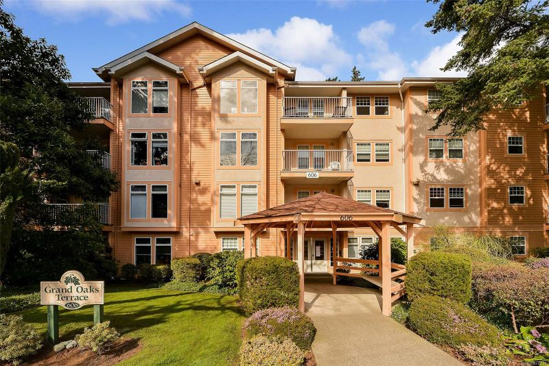 FEATURED LISTING: 203 - 606 Goldstream Ave