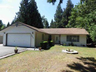 Photo 1: 7863 FAWN ROAD in Halfmoon Bay: Halfmn Bay Secret Cv Redroofs House for sale (Sunshine Coast)  : MLS®# R2375665