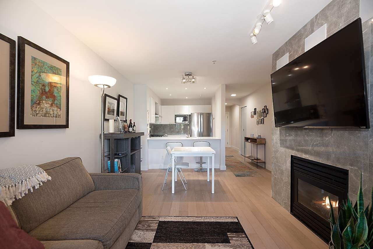 """Photo 5: Photos: 310 5723 COLLINGWOOD Street in Vancouver: Southlands Condo for sale in """"The Chelsea"""" (Vancouver West)  : MLS®# R2521366"""