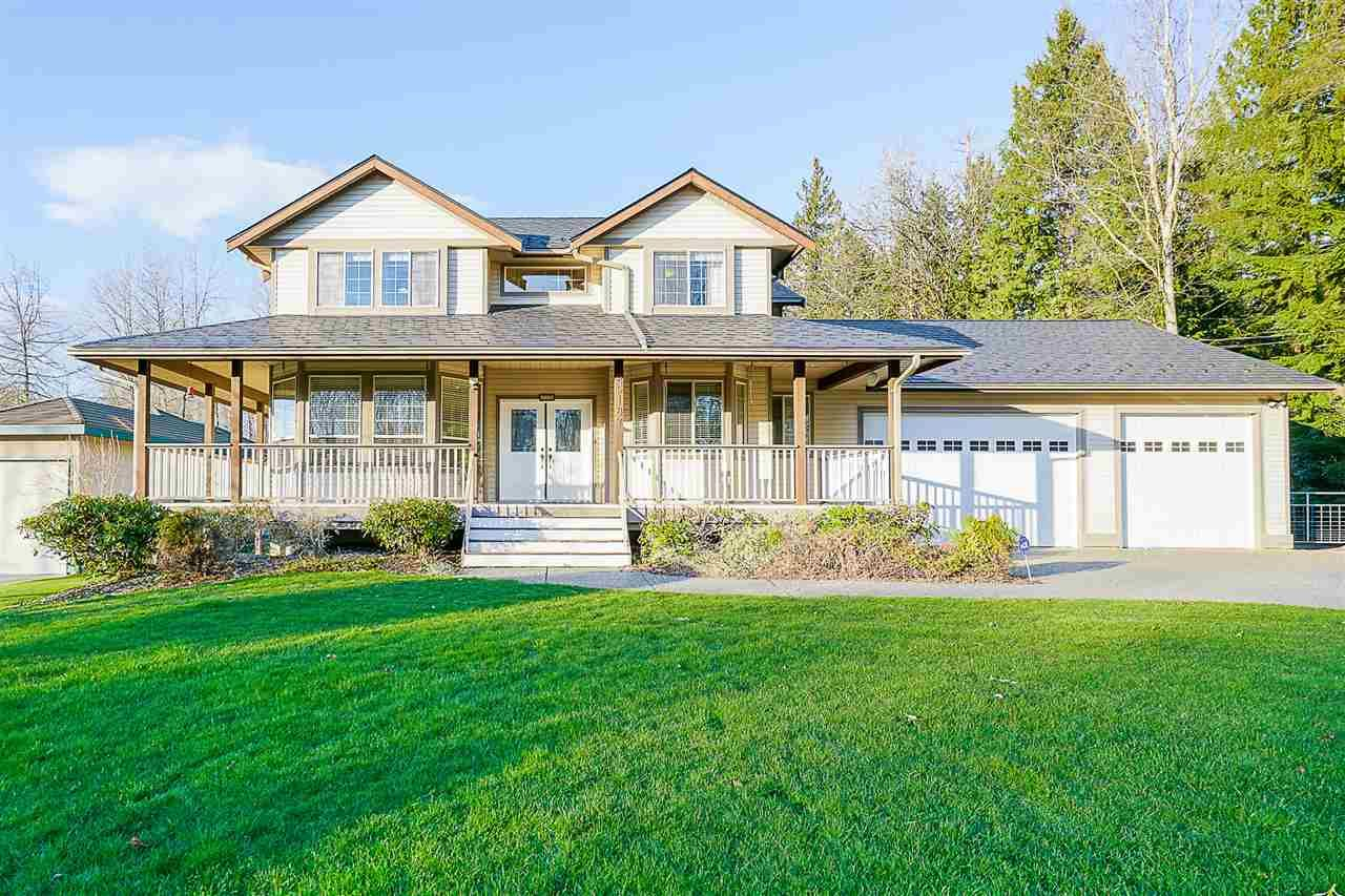 Main Photo: 25187 130 Avenue in Maple Ridge: Websters Corners House for sale : MLS®# R2538493