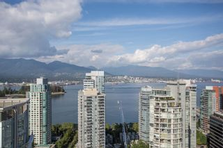 """Photo 8: 3302 1238 MELVILLE Street in Vancouver: Coal Harbour Condo for sale in """"POINTE CLAIRE"""" (Vancouver West)  : MLS®# R2615681"""
