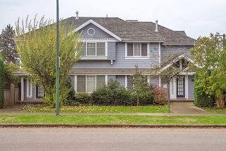 """Photo 1: 786 W 69TH Avenue in Vancouver: Marpole Townhouse for sale in """"MARPOLE"""" (Vancouver West)  : MLS®# R2118968"""
