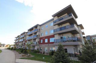 Photo 1: 208 70 Philip Lee Drive in Winnipeg: Crocus Meadows Condominium for sale (3K)  : MLS®# 202115675