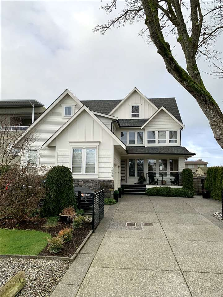 """Main Photo: 2939 MCBRIDE Street in Surrey: Crescent Bch Ocean Pk. House for sale in """"Crescent Beach"""" (South Surrey White Rock)  : MLS®# R2432916"""