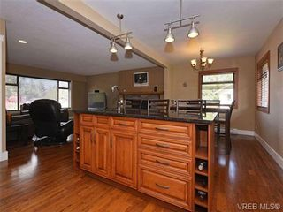 Photo 8: 6973 Wallace Dr in BRENTWOOD BAY: CS Brentwood Bay House for sale (Central Saanich)  : MLS®# 715468